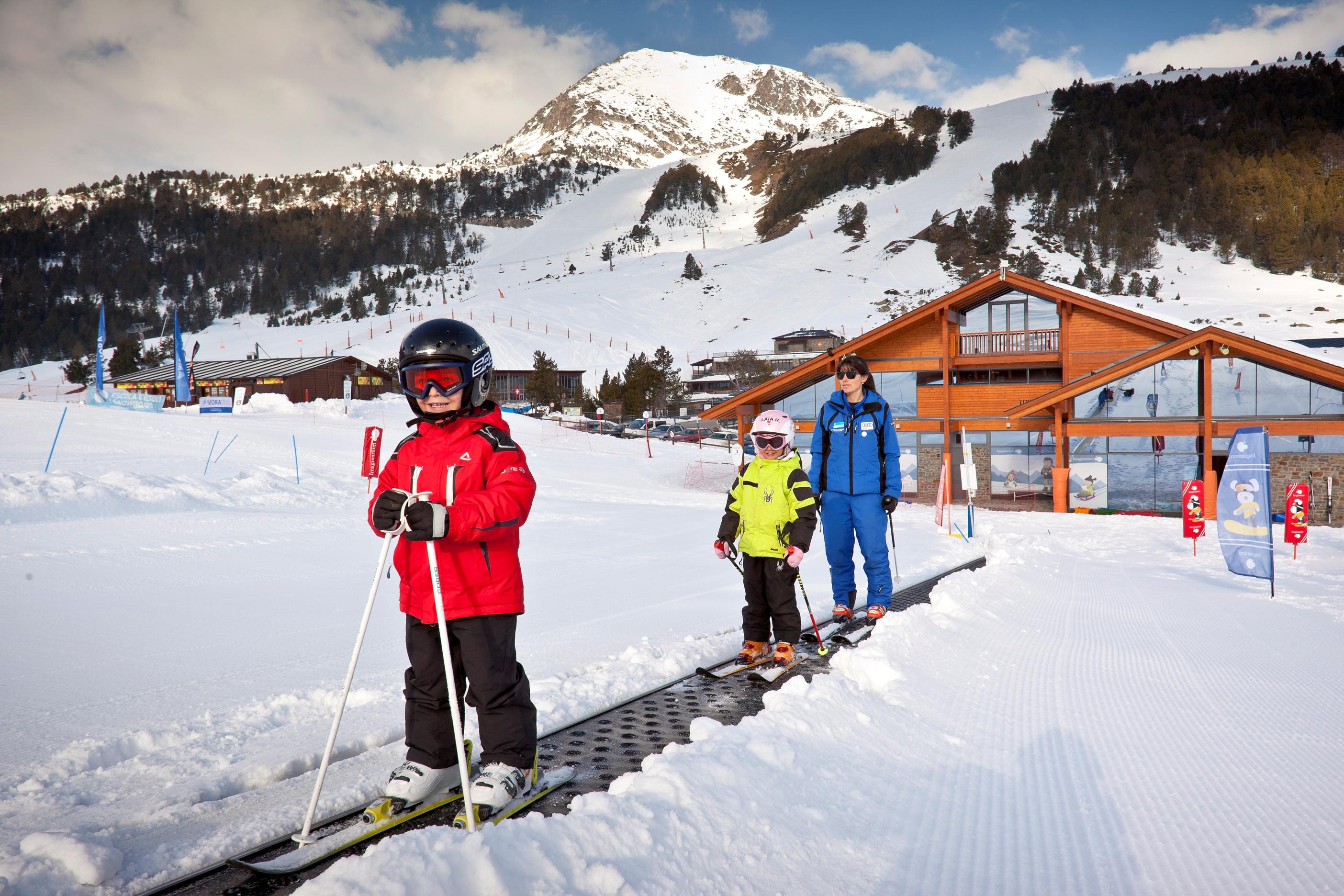 горнолыжные курорты в андорре